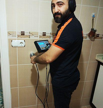 İstanbul su kaçağı tespiti