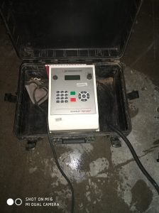 Elektrofüzyon kaynakçısı